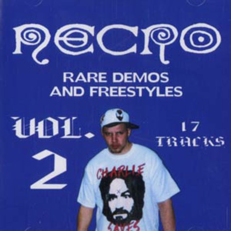 Necro - Rare demos & freestyles volume 2