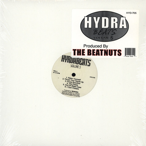 Beatnuts, The - Hydra Beats Volume 5