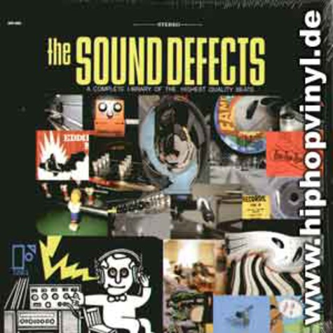 Sound Defects - Vol. 2