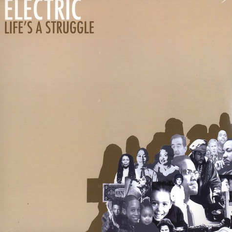 Electric - Life's a struggle