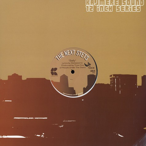 Thes One People Under The Stairs & Stetsasonic - The next stets