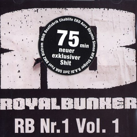 Royal Bunker Kings - RB Nr. 1 Vol. 1