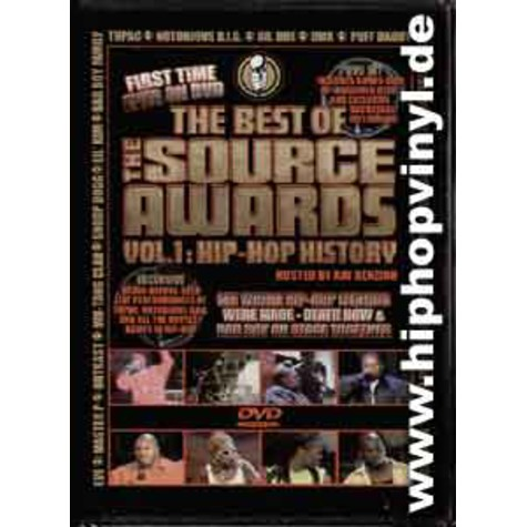 The Source Awards - Vol.1 hip hop history