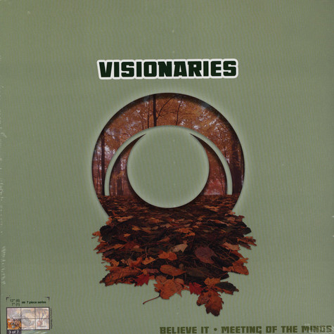 Visionaries - Believe It