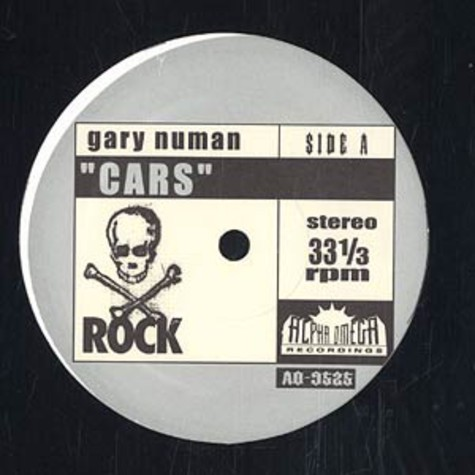 Gary Numan / Rush - Cars / tom sawyer