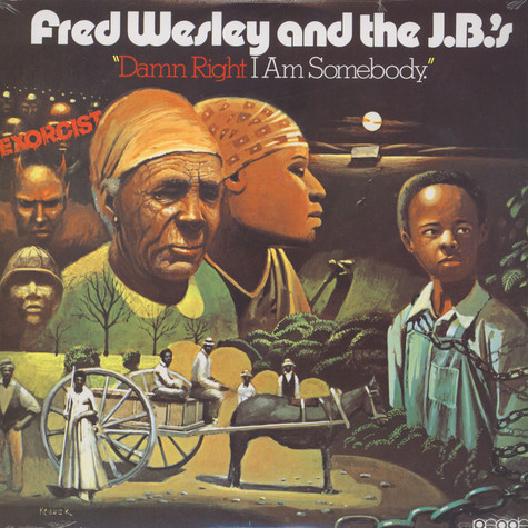 Fred Wesley & The JB's - Damn right i am somebody