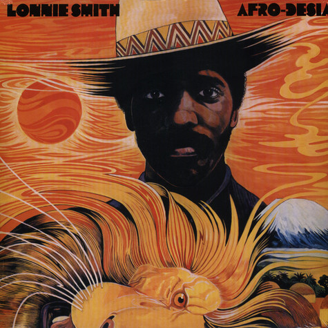 Lonnie Smith - Afro-desia