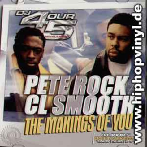 DJ 45 - The best of Pete Rock & C.L.Smooth