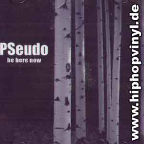 Pseudo - Be here now