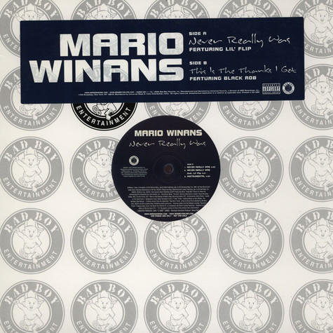 Mario Winans - Never really was feat. Lil Flip