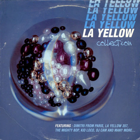 V.A. - La Yellow Collection