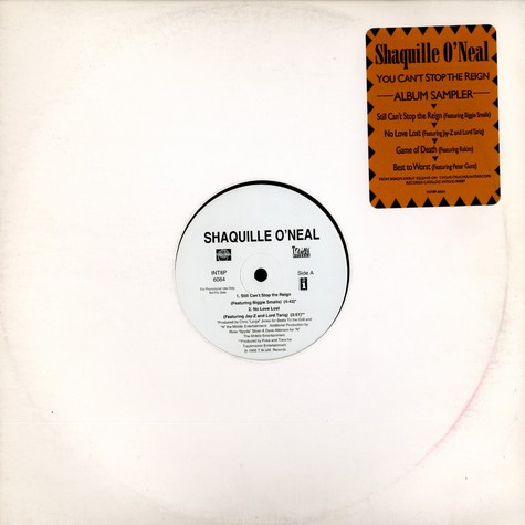 Shaquille O'Neal - You can't stop the reign album sampler