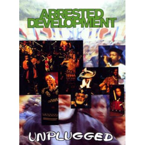 Arrested Development - MTV unplugged