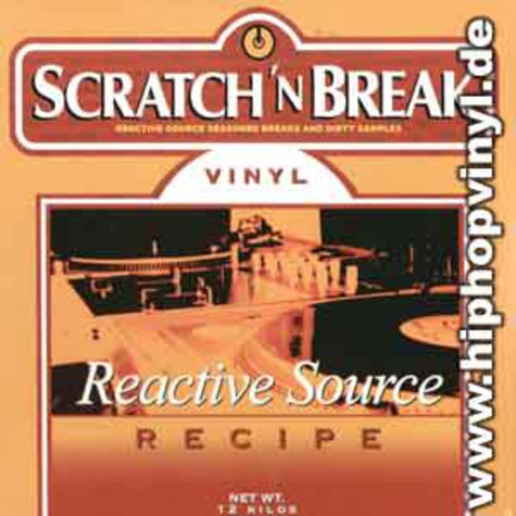 Reactive Source - Recipe - scratch-n-break