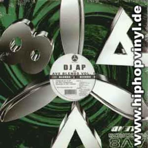 DJ AP - AV8 blends vol.12