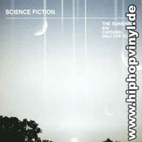 Science Fiction (aka Wale Oyejide) - The sunshine