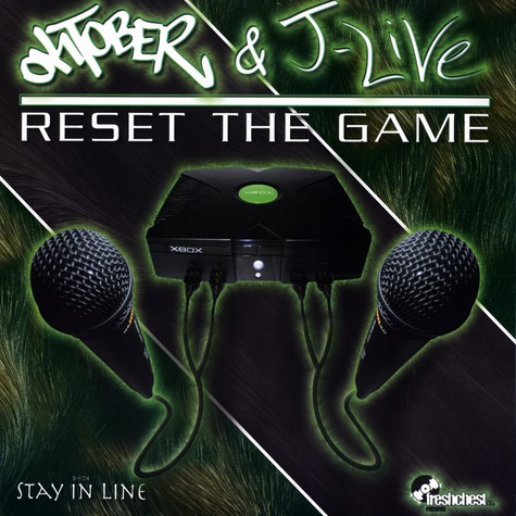 Oktober & J-Live - Reset The Game