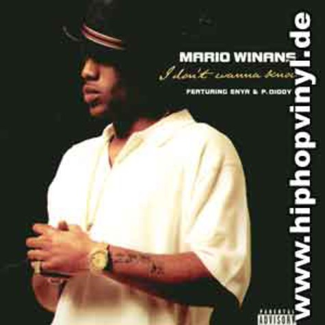 Mario Winans - I dont wanna know feat. Enya & P.Diddy