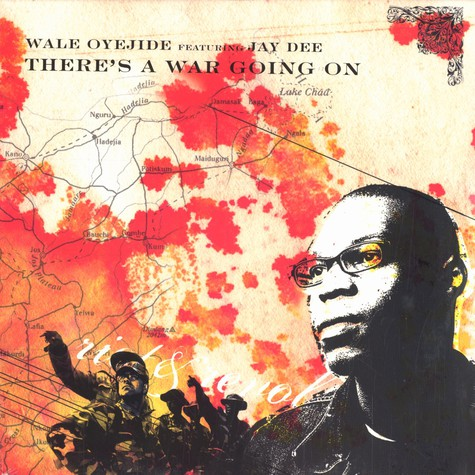 Wale Oyejide (aka Science Fiction) - There's a war going on feat. Jay Dee