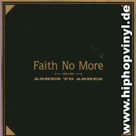 Faith No More - Ashes to ashes   D'n B Remixes