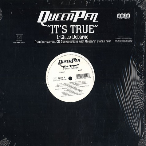 Queen Pen - It's true feat. Chico Debarge