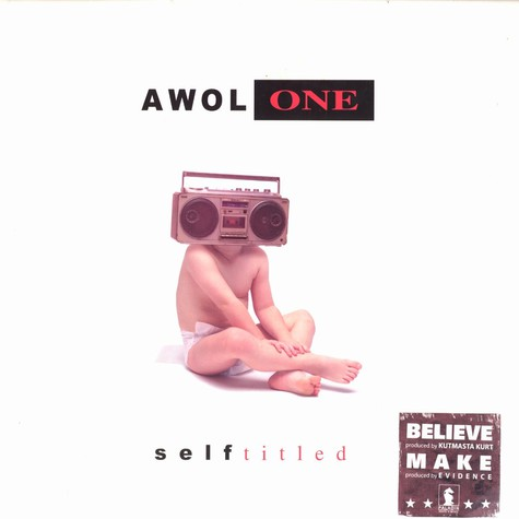 Awol One - Believe