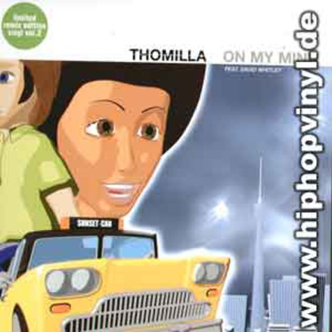 DJ Thomilla - On my mind feat. David Whitley vol.2