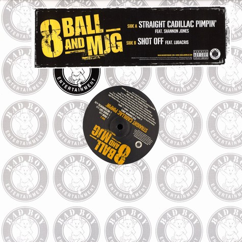 8Ball & MJG - Straight cadillac pimpin feat. Shannon Jones