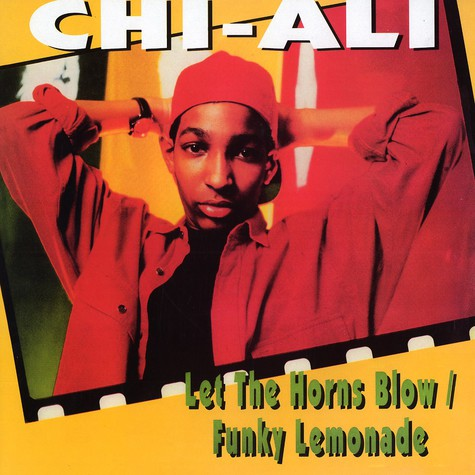 Chi Ali - Let the horns blow