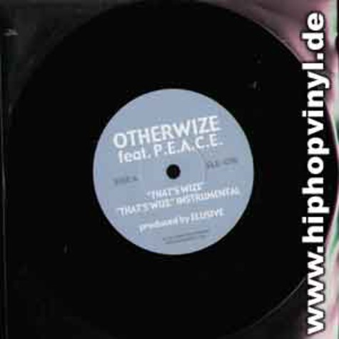 Otherwize feat. Peace - That's wize