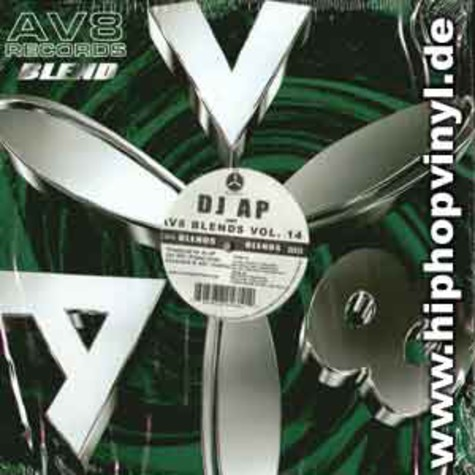 DJ AP - AV8 blends vol.14