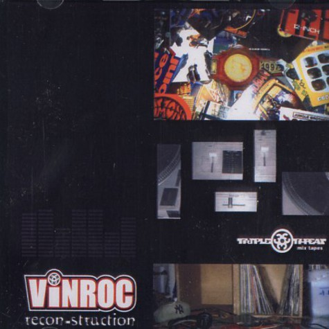 DJ Vinroc - Recon-struction vol.1