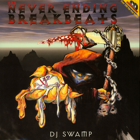 DJ Swamp - Never ending breakbeats vol. 1