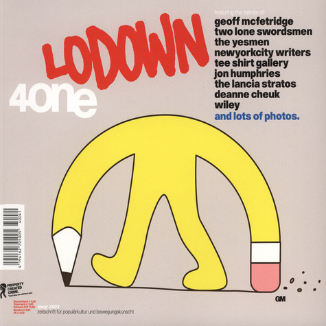 Lodown Magazine - Issue 41 may 2004