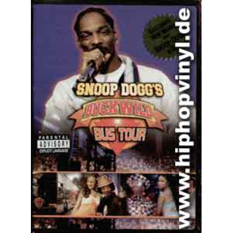 Snoop Dogg - Buckwild bus tour