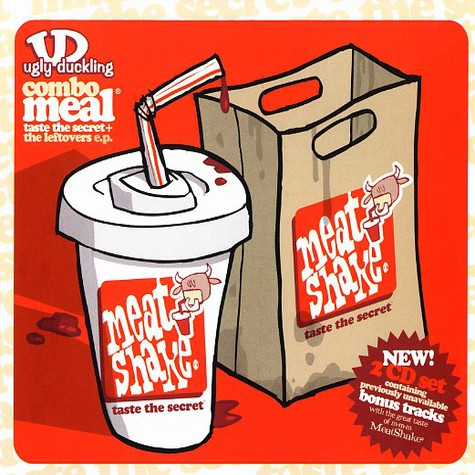 Ugly Duckling - Combo meal (taste the secret + the leftovers ep)