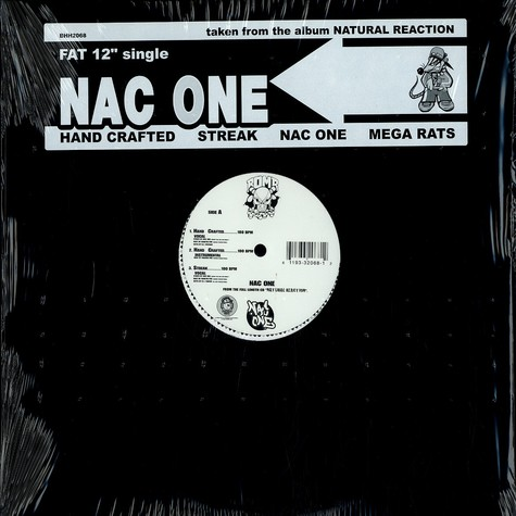 Nac One - Hand crafted EP