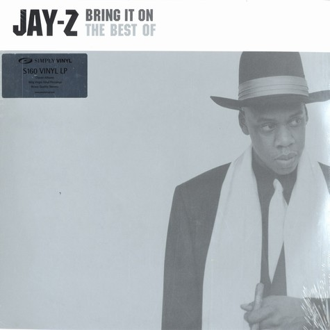 Jay-Z - Bring it on - the best of Jay-Z