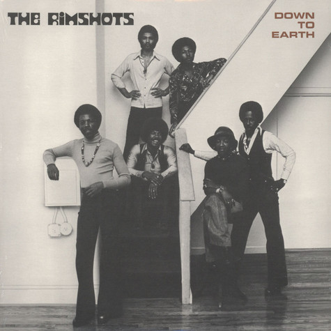 Rimshots, The - Down to earth