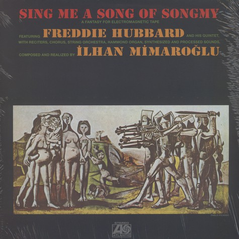 Ilhan Mimaroglu - Sing Me A Song Of Songmy