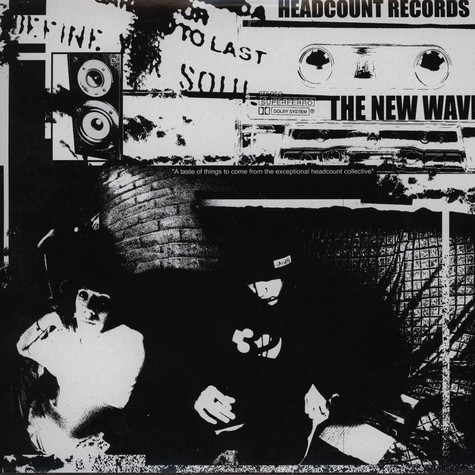Headcount Records - The new wave