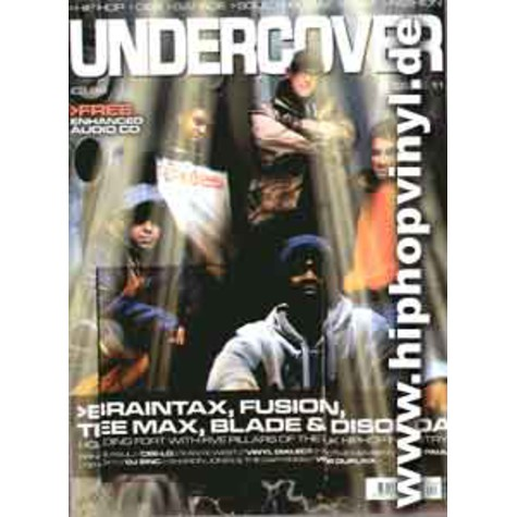 Undercover Mag - Issue 11