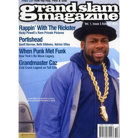 Grand Slam Mag - Autumn 2003