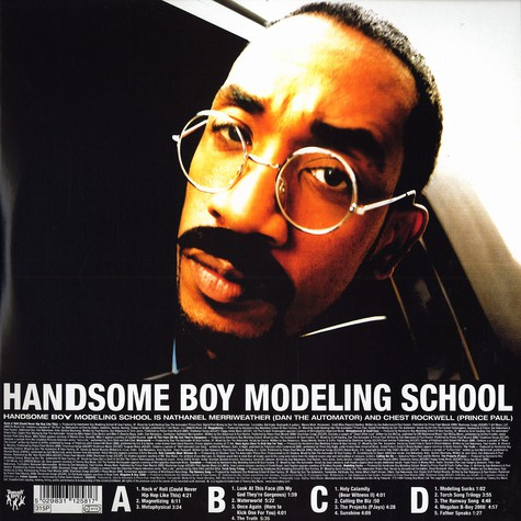 Handsome Boy Modeling School - So... How's Your Girl