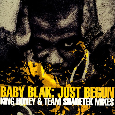 Baby Blak - Just begun King Honey remix