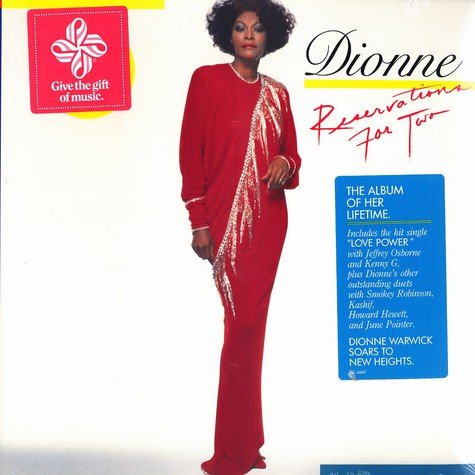 Dionne Warwick - Reservation for two