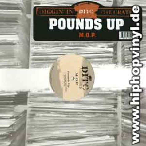 MOP - Pounds up