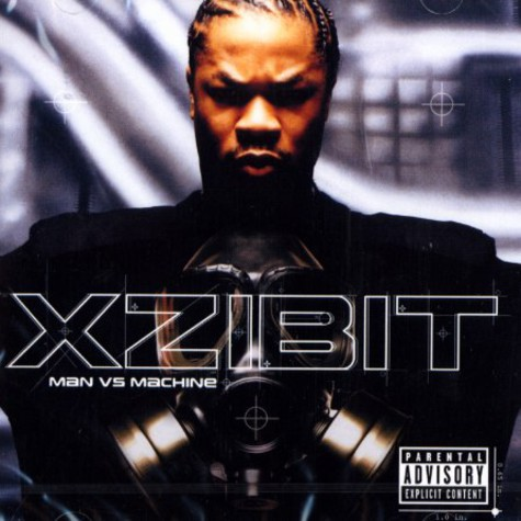 Xzibit - Man vs machine