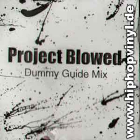 Project Blowed - Dummy guide mix