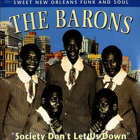 Barons, The - Society dont let us down